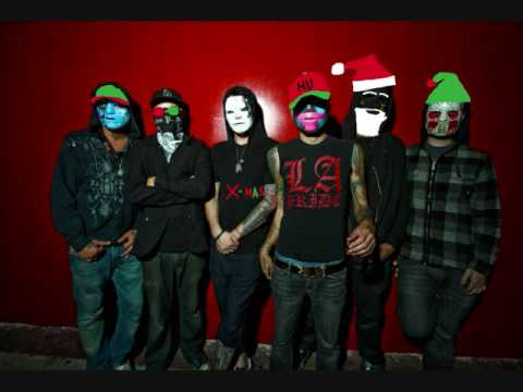 Hollywood Undead Its Christmas In Hollywood Music  HU