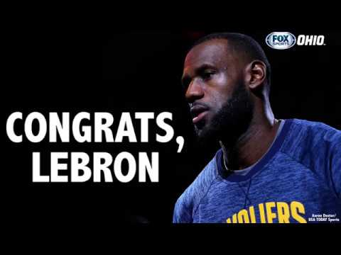LeBron James named 2016 SI Sportsperson of the Year