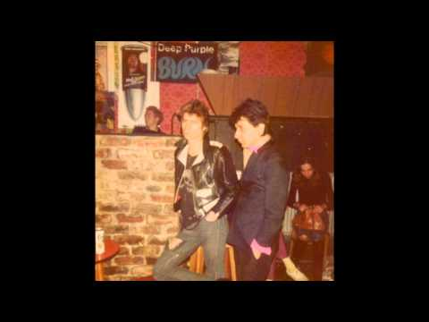 Johnny Thunders/Jerry Nolan 1982 Angie's Party Marble Bar, Baltimore