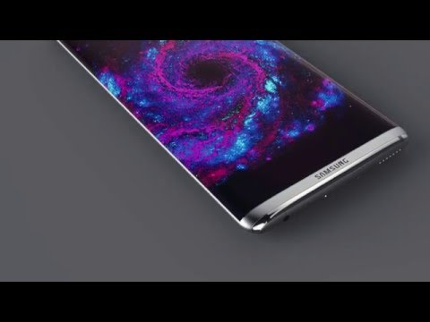 Samsung Galaxy 8 Edge Concept Phone | Galaxy 8 Edge Concept