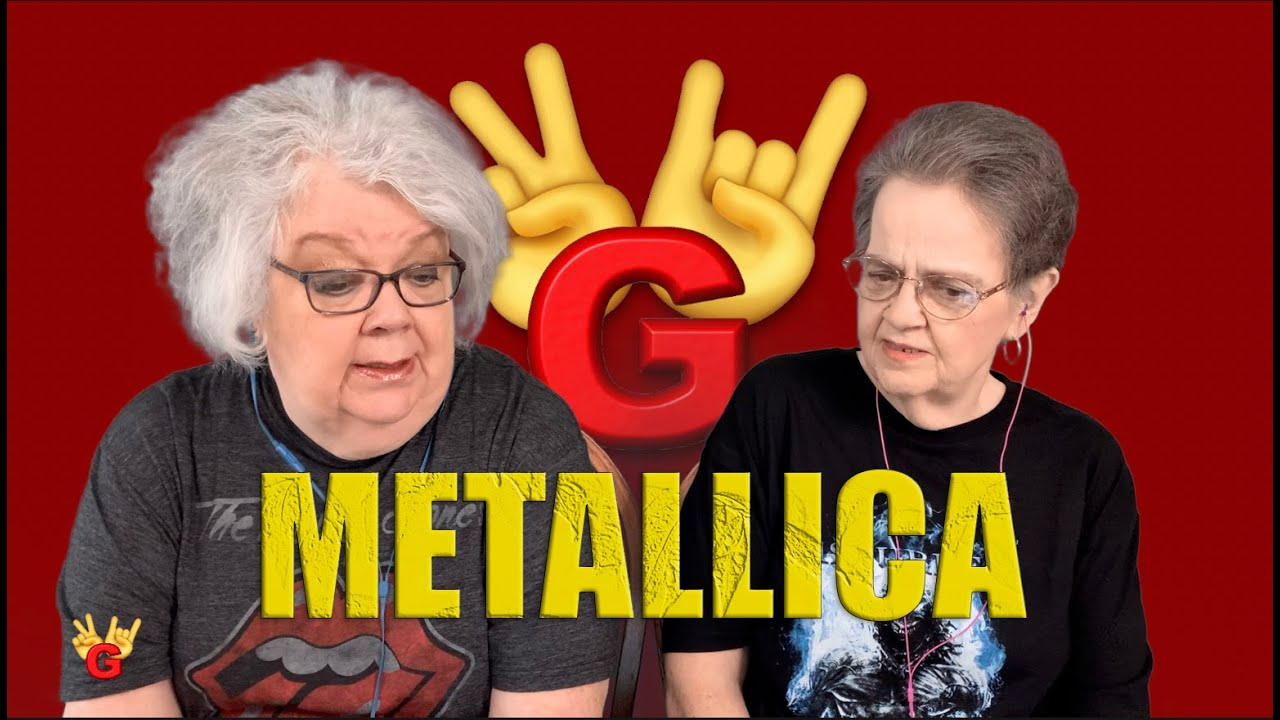2RG REACTION: METALLICA - TURN THE PAGE - Two Rocking Grannies Reaction!