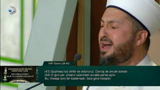 ❗💯 Adem Kemaneci Hocam - Kur'an-ı Kerim Tilaveti Kaf Suresi 38-45 & Rahman Suresi 1-13
