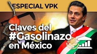 MÉXICO, ¿Qué está pasando con la GASOLINA? - VisualPolitik