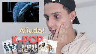 REACCIONANDO AL K-POP POR PRIMERA VEZ (BigBang,BTS,EXO,BLACKPINK) - Ala Carashas