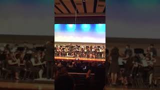 USMS Spring concert- We Are Young