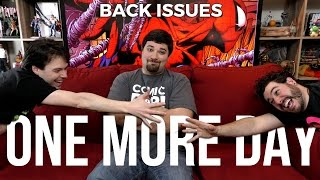 SPIDER-MAN: ONE MORE DAY | Back Issues(ComicPOP says their final word on Spider-Man ONE MORE DAY on Back Issues! Pick up your copy here: http://amzn.to/1LCLx8p Subscribe here ..., 2016-03-24T04:29:52.000Z)