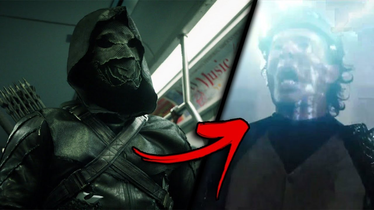 Top 10 BEST Super-Villain Origin Stories in the Arrowverse #1