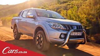 2017 Mitsubishi Triton Review - On and Off-road
