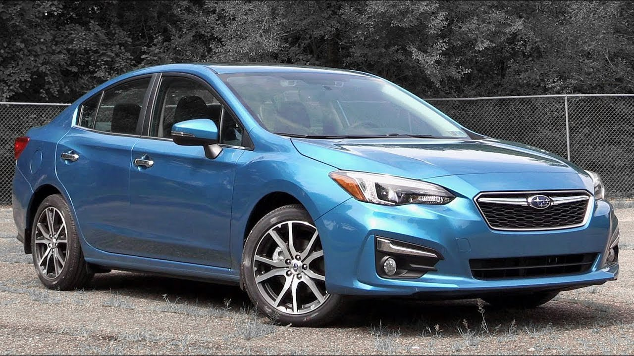 2019 Subaru Impreza Review You