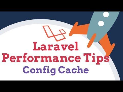 #1: Config Cache | 🚀 Quick Laravel Performance Tips 🚀