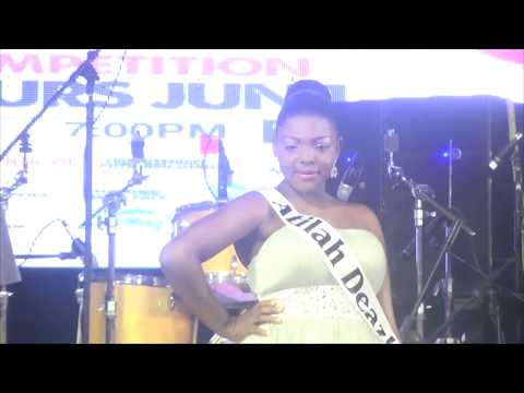 Barbuda Caribana 2017 Most Talented Teen