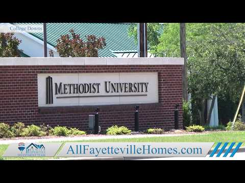 Video Tour of College Downs in Fayetteville, NC.