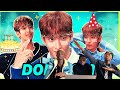 HAPPY BIRTHDAY DOKYEOM OF SVT / REACTING TO THE CONFUSING GUIDE TO DOKYEOM