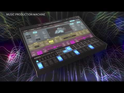 """""""Ancient Spirits"""" Live Jam with Korg Electribe Wave"""