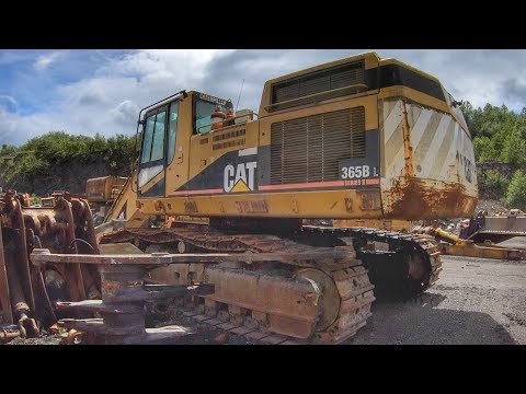 Heavy Equipment Boneyard Tour Part 2