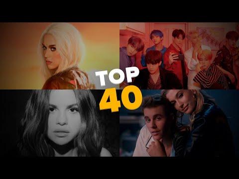 TOP 40 - Melhores Músicas Internacionais De Outubro  Novembro  2019