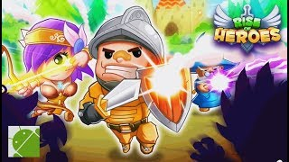 Fire Frontier Heroes of Valor - Android Gameplay FHD