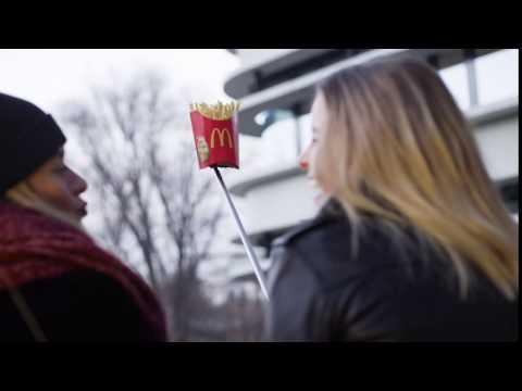 McDonald's Suisse - App et Selfie