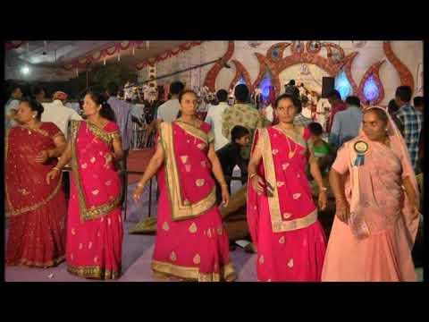 Raas Utsav Performed By Swamiji From Bhuj Mandir. Part 2