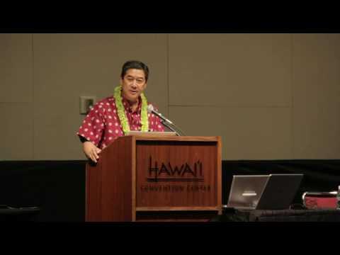 BOE Chair Lance Mizumoto   Hawaii Education Summit July 9 2016