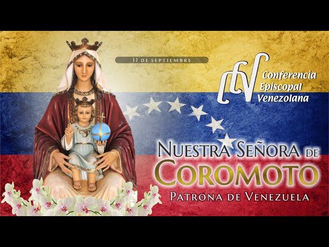 NUESTRA SEÑORA DE COROMOTO - PATRONA DE VENEZUELA