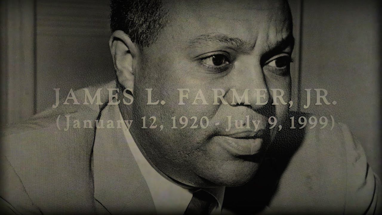 The Undertold Story Of James L Farmer Jr Youtube