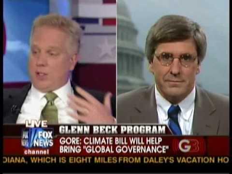 Glenn Beck - Global Government agenda can be denied no longer