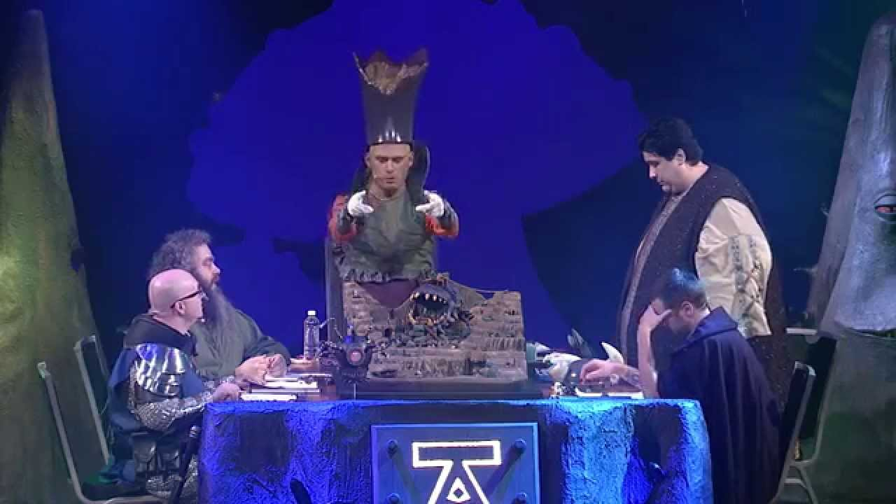 Acquisitions Incorporated - PAX Prime 2015 D&D Game - YouTube