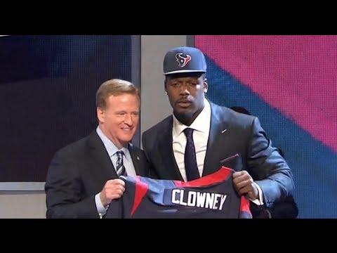 Houston Texans Draft Jadeveon Clowney 1st Overall | 2014 NFL Draft