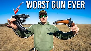 I Bought The WEIRDEST Guns I Could Find At Pawn Shops - Do They Work?