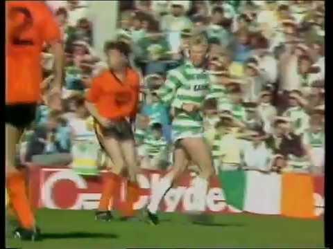 Dundee United v Celtic 1986