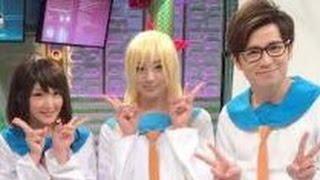 週刊少年ジャンプが18年ぶりにグラビア掲載に、生駒里奈と足立梨花がコ...