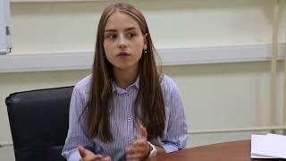 Отзыв. Даша Ткаченко. Курсы ОГЭ по математике. Хорошист