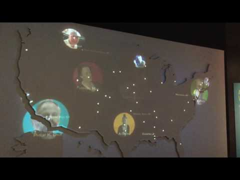 American Writers Museum A Nation of Writers Video Preview