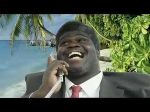 Fonejacker - George Agdgdgwngo   'wire you the monies'