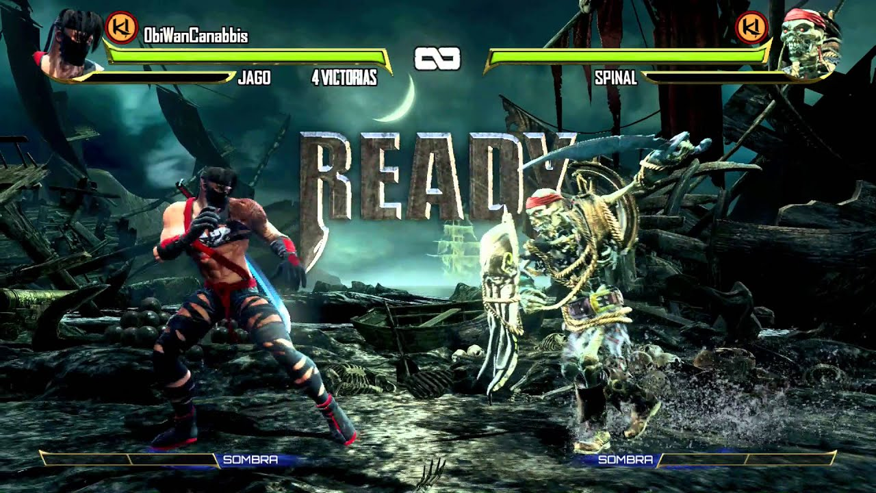 Killer Instinct Gameplay Xbox One Games With Gold Enero