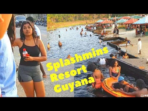 Splashmins Resort Guyana