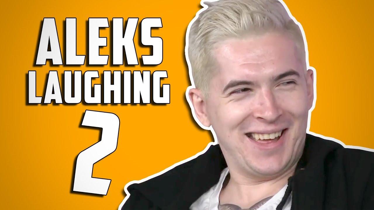 ALEKS LAUGHING 2 • A Cow Chop Compilation