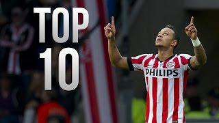 Memphis Depay ● Top 10 Goals ● PSV Eindhoven