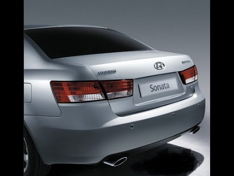 How To Remove A Rear Bumper On A 2006 Hyundai Sonata Lx