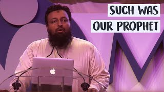 Such was our Prophet - Sh Tawfique Chowdhury [Amazing]