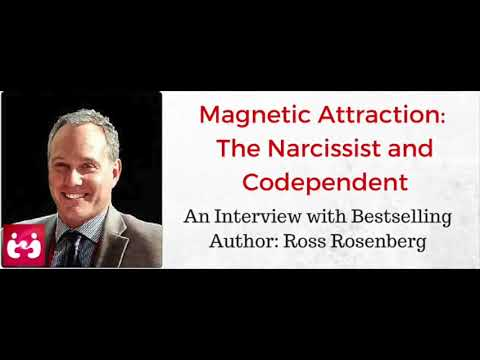 Ross Rosenberg- Narcissism and Codependency