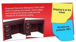 Governor Series Executive Kneehole Credenza - ofconcepts.com
