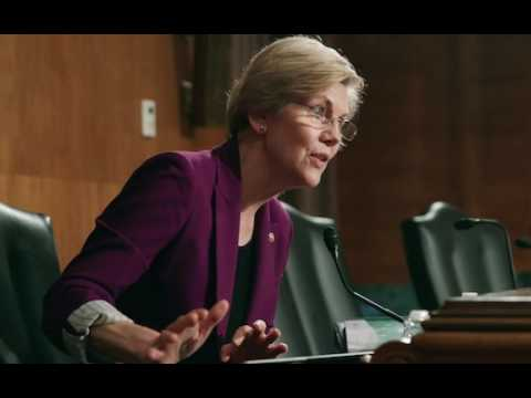 Warren Is Troubled By Obama Accepting Money From Wall Street