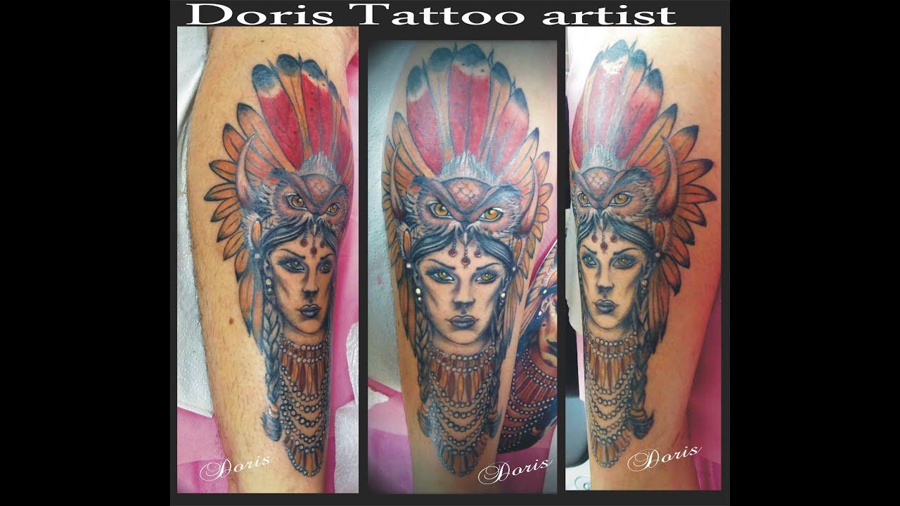 39cc87b6f Doris aluf tattoo Israel