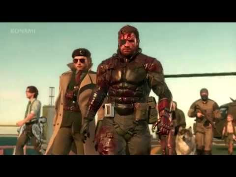 Metal Gear Solid V: The Phantom Pain Review / Análisis (PC, PS4, PS3, X360, XOne)