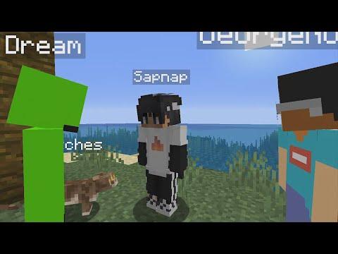 Dream Team Stranded On An Island...