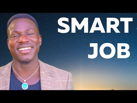 LITTLE SECRETS TO GET A SMART HAPPY JOB