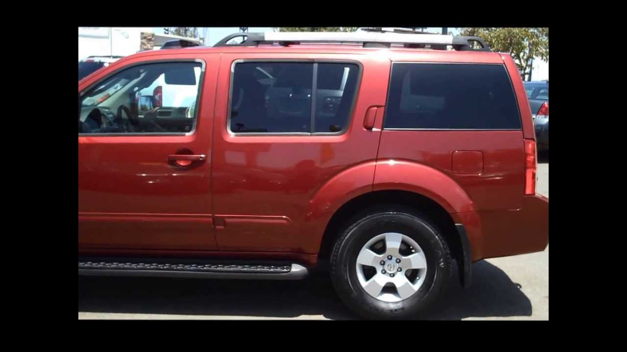 2005 Nissan Pathfinder XE 2WD - Chief Auto Sales - YouTube