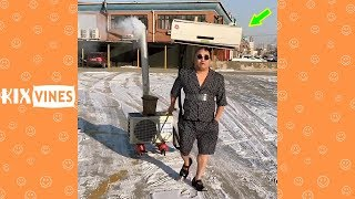 Funny videos 2019 ✦ Funny pranks try not to laugh challenge P75